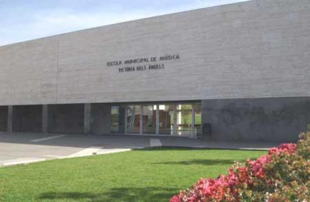 Escola Municipal de Música Victòria dels Àngels - CONSERVATORI DE SANT CUGAT