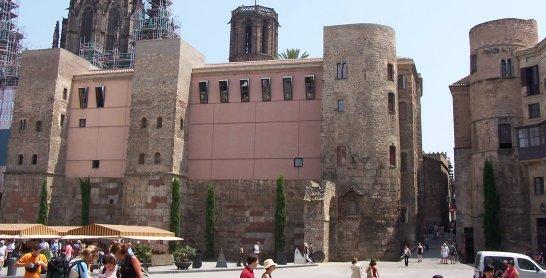 Las murallas de Barcelona nos hablan de una importante parte de la Historia de la ciudad